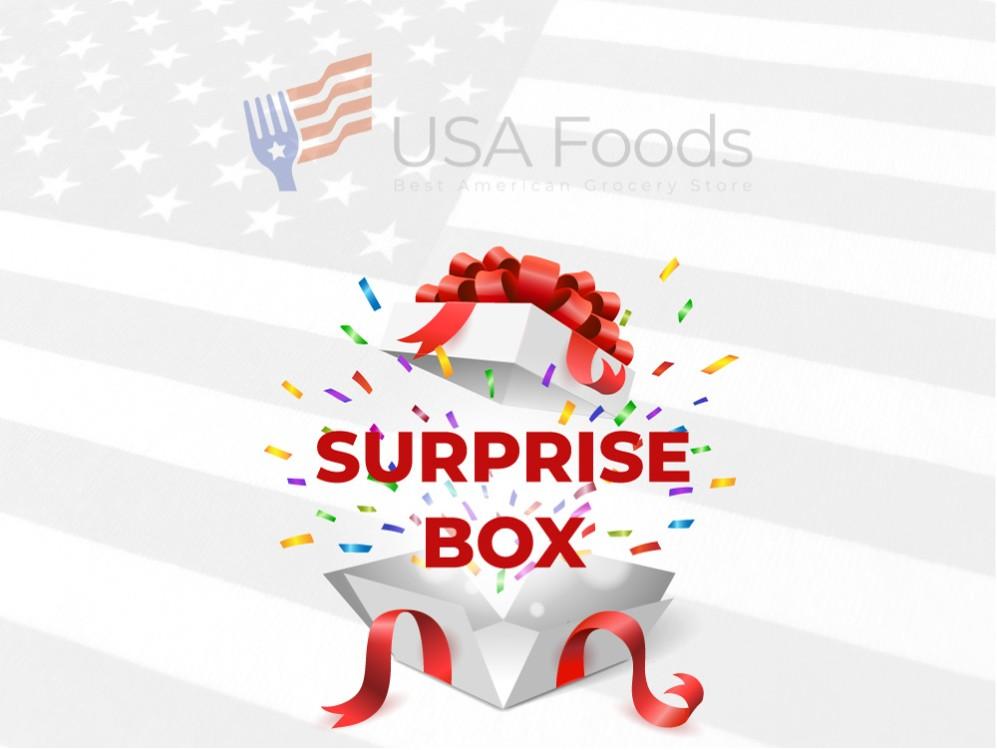 Suprise Box Drinks