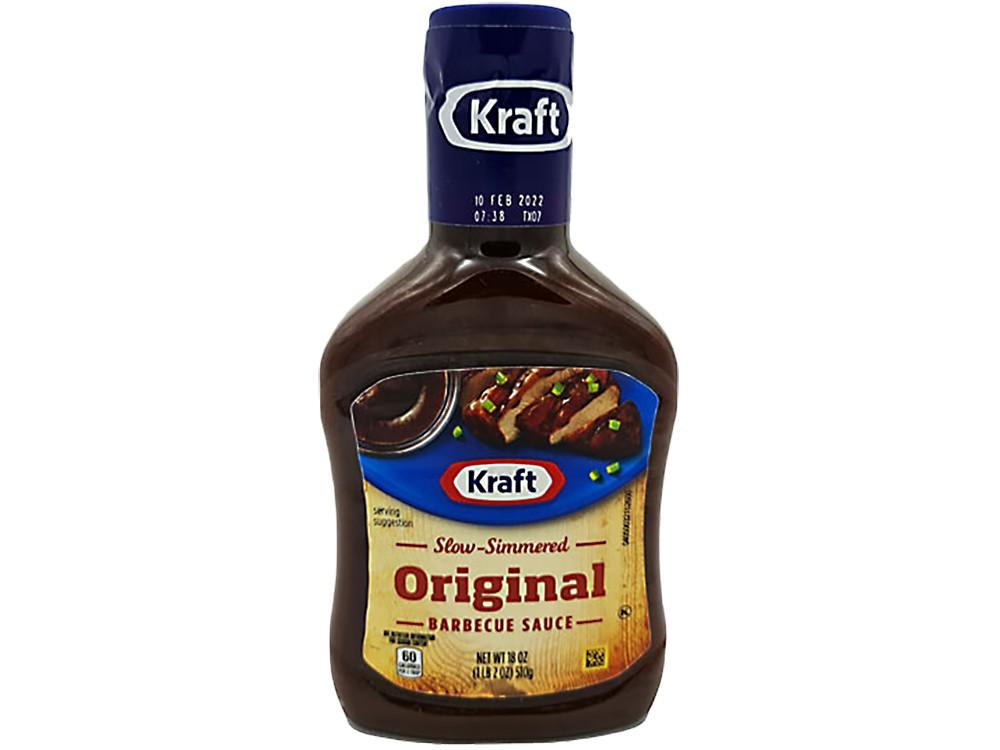 Kraft Original Barbecue Sauce 510g