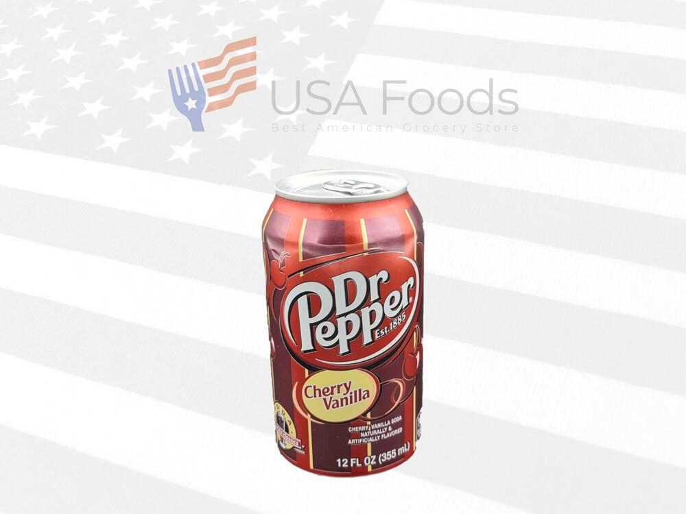 Dr. Pepper Cherry Vanilla 355 ml